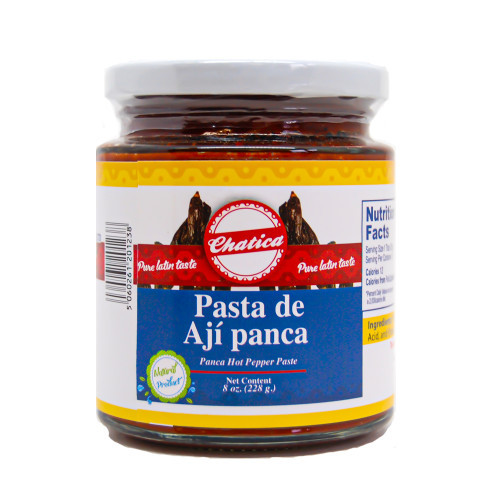 Aji Panca Chilli Paste 225g by Chatica Image