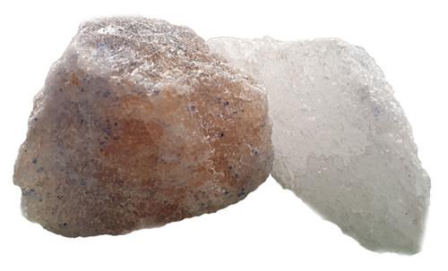 Blue Salt Chunks by SPICESontheWEB