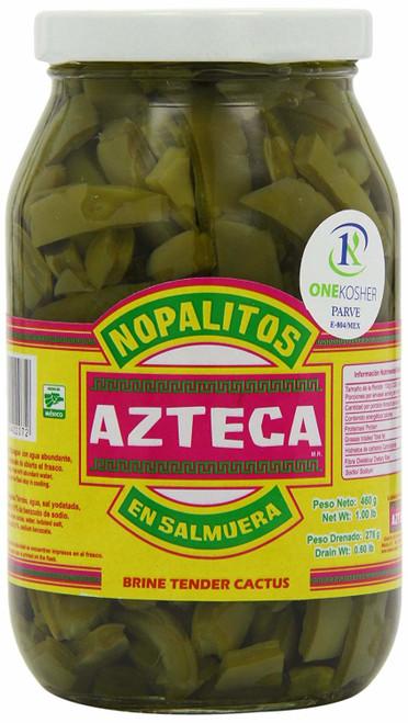 Cactus Strips - Azteca En Salmuera 460g Image