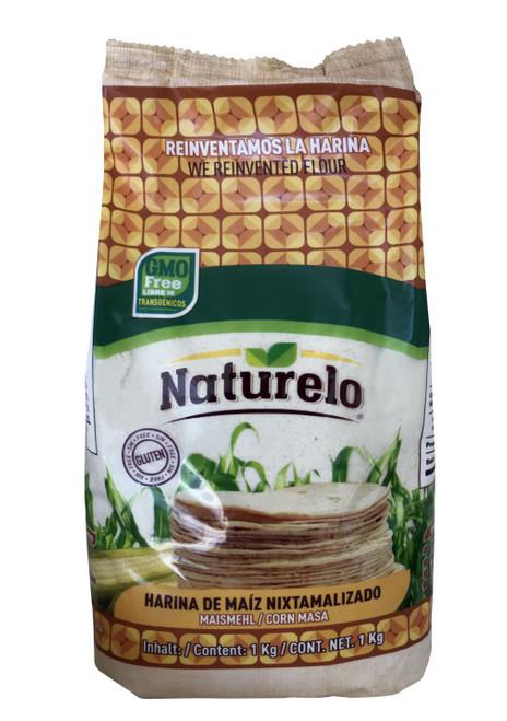 Naturelo Harina De Maiz Blanco Corn Flour Image