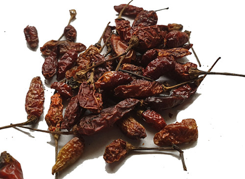 Indian Birdseye Chilli Image by CHILLIESontheWEB