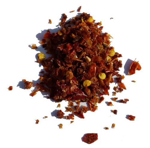 Sweet Bell Pepper Crush, Flakes Image, Chillies on the Web
