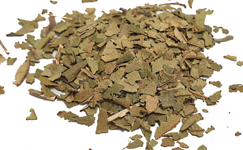 Lemon Myrtle Flakes Image by SPICESontheWEB