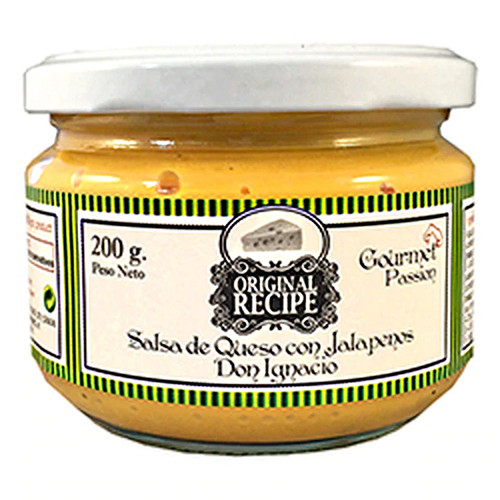 ORIGINAL RECIPE CHEESE WITH JALAPENO 200ML Image