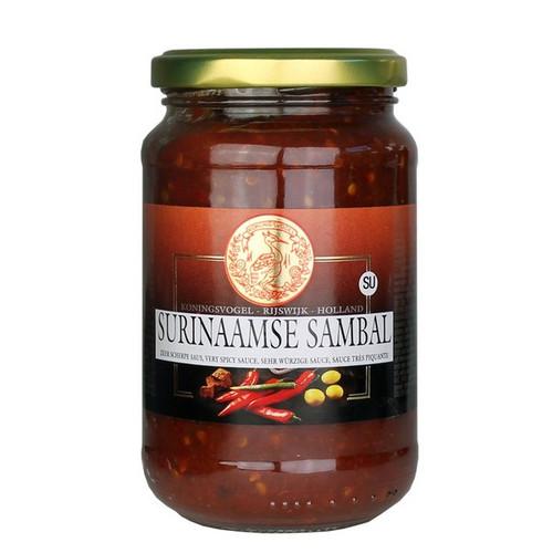 Sambal Surinam Paste 375g Image by Koningsvogel