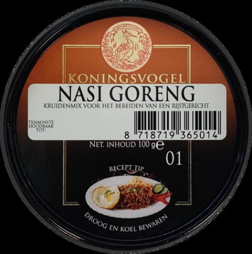 Koningsvogel Nasi Goreng Spice Paste 100g Image