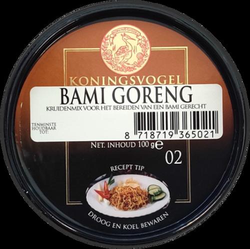 Koningsvogel Bami Goreng Spice Paste 100g Image