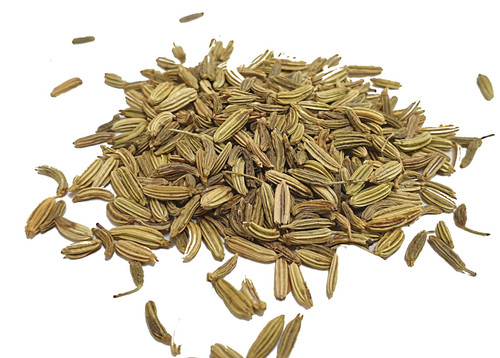 Organic Fennel Seeds Image by SPICESontheWEB