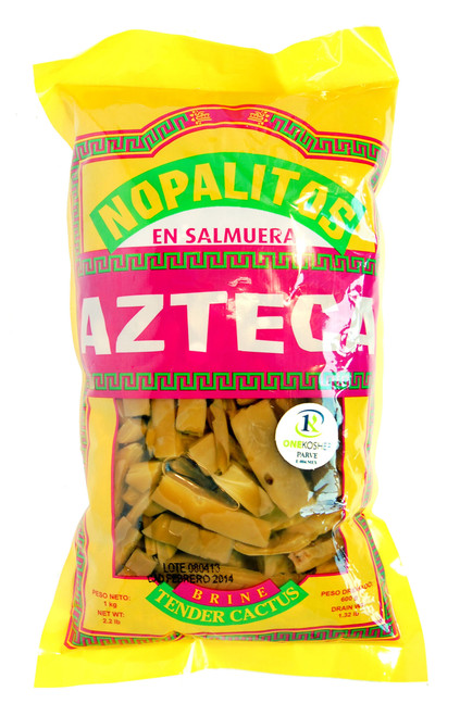 Cactus Strips 1kg by Azteca Image