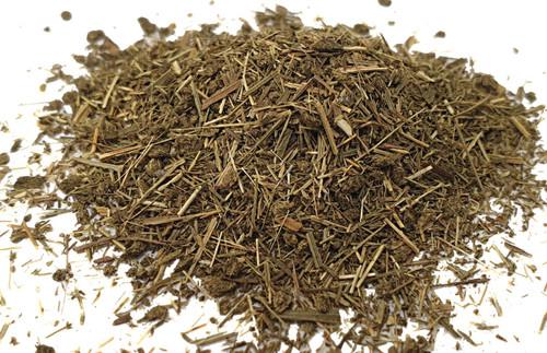 Organic Lemongrass Flakes Image by SPICESontheWEB