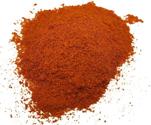 Habanero Red Savina Chilli Powder Image by CHILLIESontheWEB