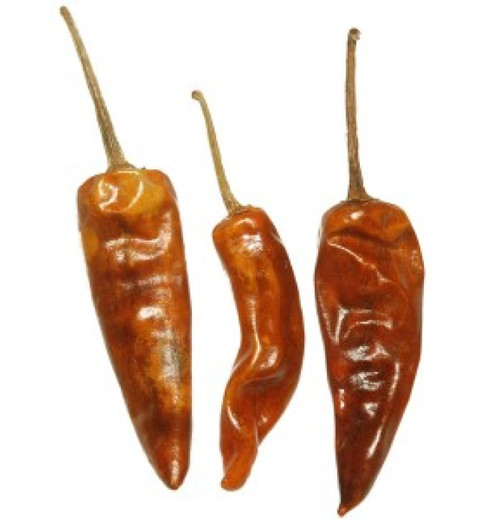 Chilihuacle Amarillo Chilli Image, Chillies on the Web