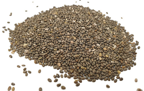 Chia Seeds Image by SPICESontheWEB