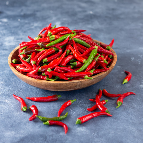 Ring of Fire Chilli Seeds by Chillies on the Web
