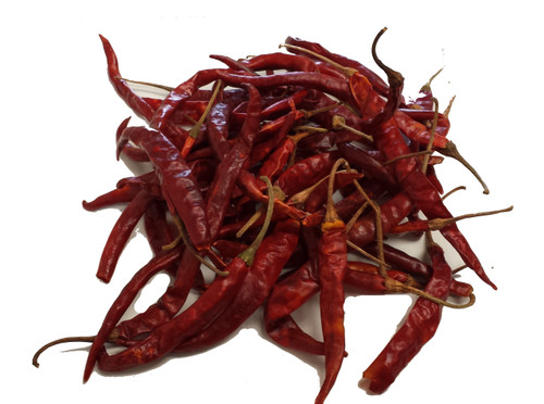 De Arbol Chilli Image, Chillies on the Web