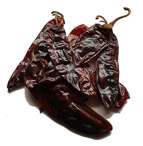 New Mexico Red Chilli Image by Chillies on the Web