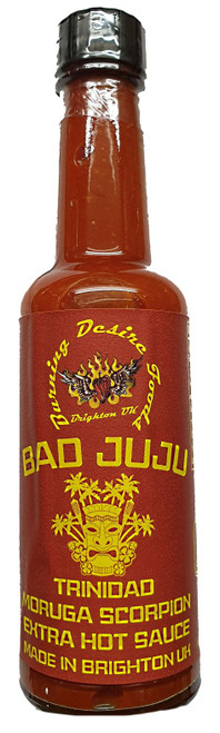 Bad Juju Hot Sauce Image by CHILLIESontheWEB
