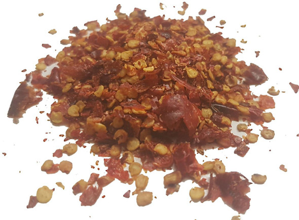 Pequin Chilli Flakes Image by CHILLIESontheWEB