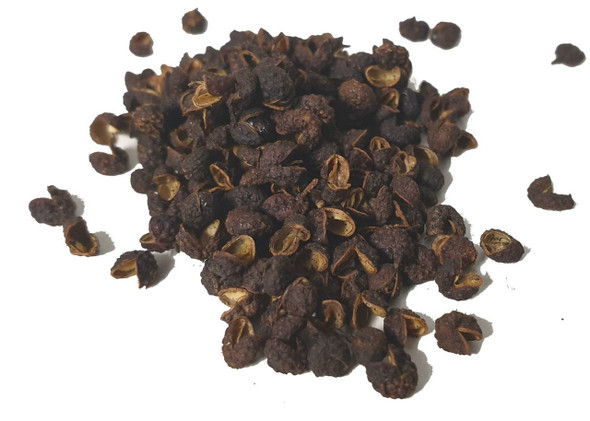 Timut Sichuan Peppercorns Image by SPICESontheWEB