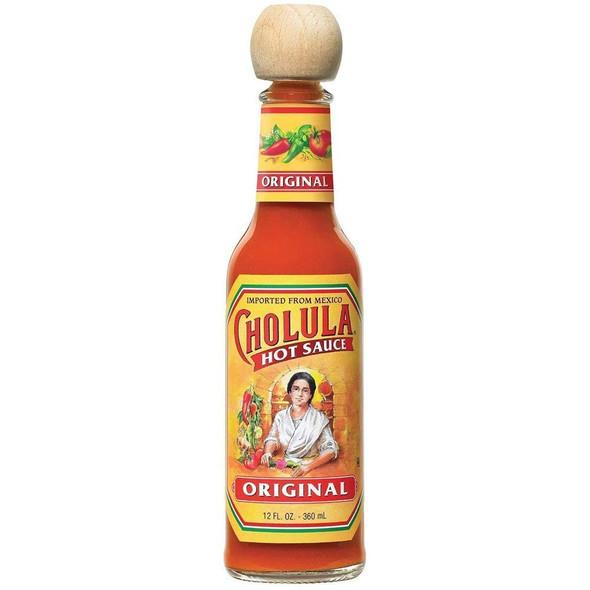 Cholula Hot Sauce Table Sauce Image