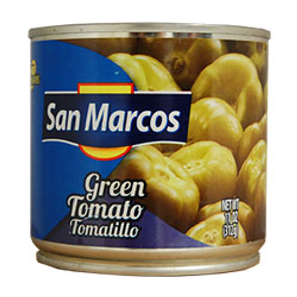 Tomatillo Whole Green Tomatos by San Marco 312g  Image