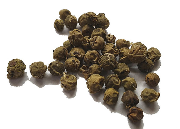 Green Malabar Pepper Image by SPICESontheWEB