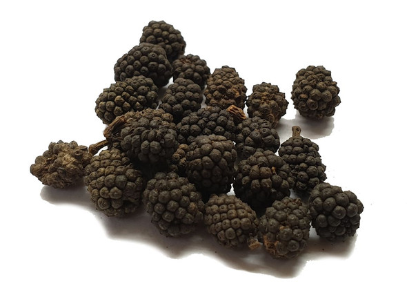 Assam Black Pepper Image by SPICESontheWEB