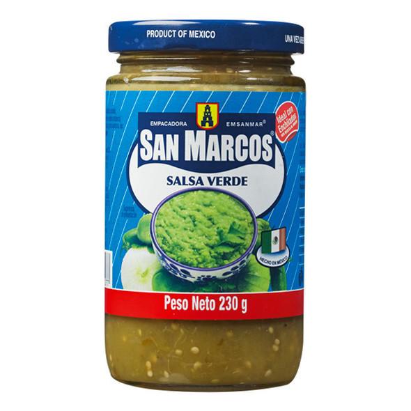 Salsa Verde by San Marcos 230g Image
