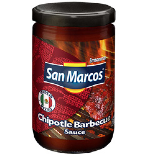 Chipotle BBQ Sauce by San Marcos Image
