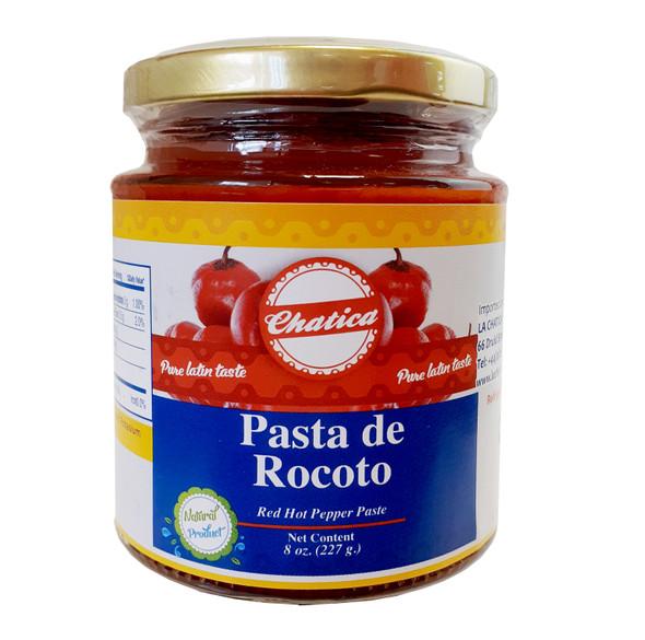 Rocoto Chilli Paste 225g by Chatica