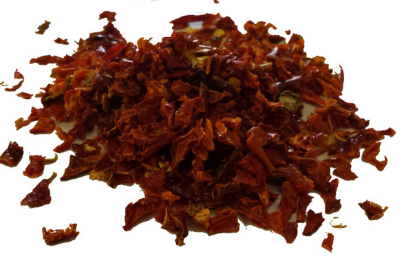 Green Jalapeno Chilli Flakes Image by Chillies on the Web