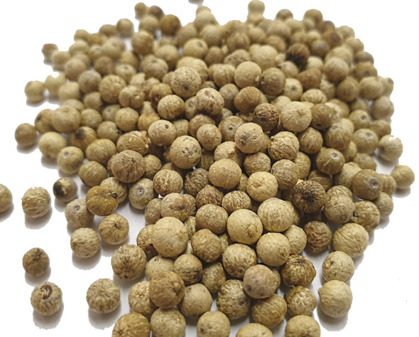 Kampot White Pepper Image by SPICESontheWEB