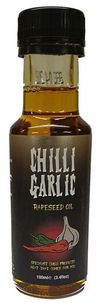Tempest Chilli Oil 100ml by Grim Reaper Image