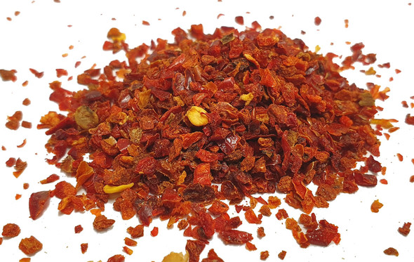 Sweet Bell Pepper Granules Organic Image by SPICESontheWEB