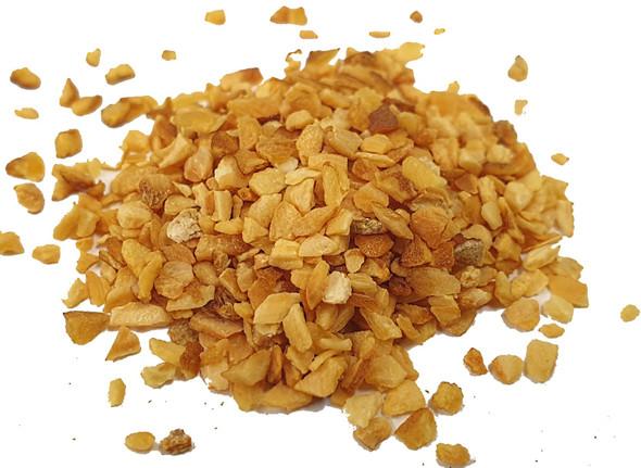 Smoked Garlic Granules Organic Image by SPICESontheWEB