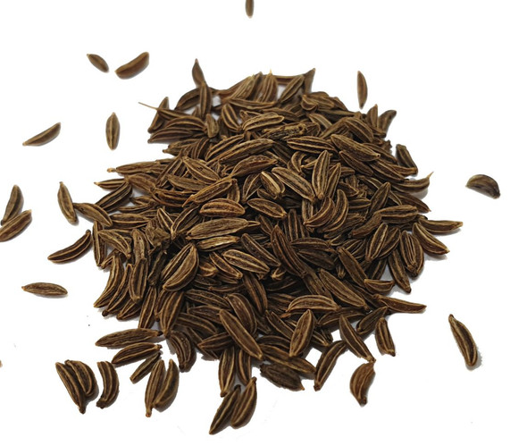Organic Caraway Seeds Image by SPICESontheWEB
