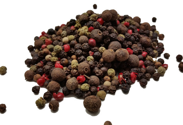 Mixed Pepper Image by Spices on the Web