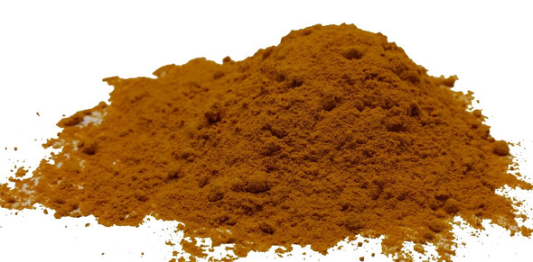 Turmeric Ground Image by Spices on the Web