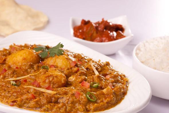 Kashmiri Masala Meal, No Salt, Chillies on the Web