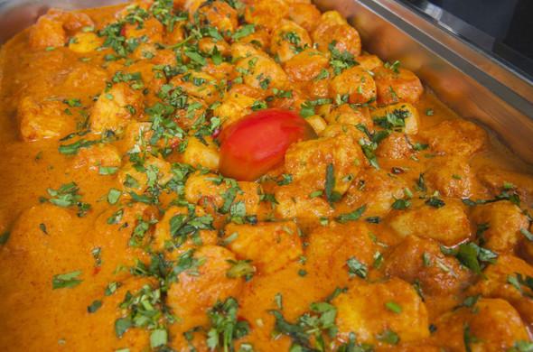 Punjabi Masala Meal Image by Chillies on the Web