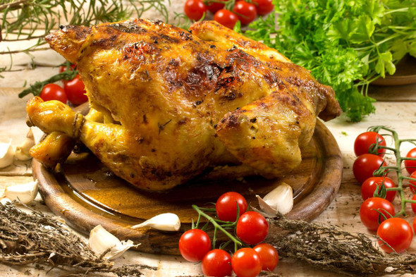 Ajam Panggang Spicy Roast Chicken Seasoning - No Salt!