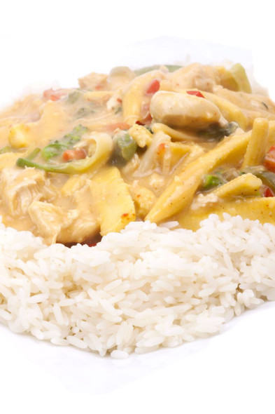 Opar Ajam Coconut Creamed Chicken Meal Image by Chillies on the Web
