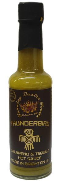 Thunderbird Jalapeno Tequila Sauce Image by CHILLIESontheWEB