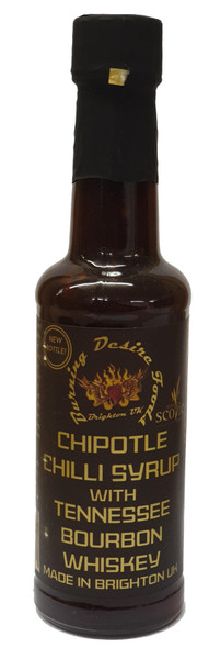 Chipotle Syrup Bourbon Glaze Image by CHILLIESontheWEB
