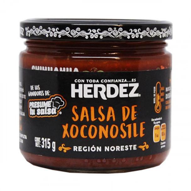 Herdez Salsa de Xoconstle 315g Image