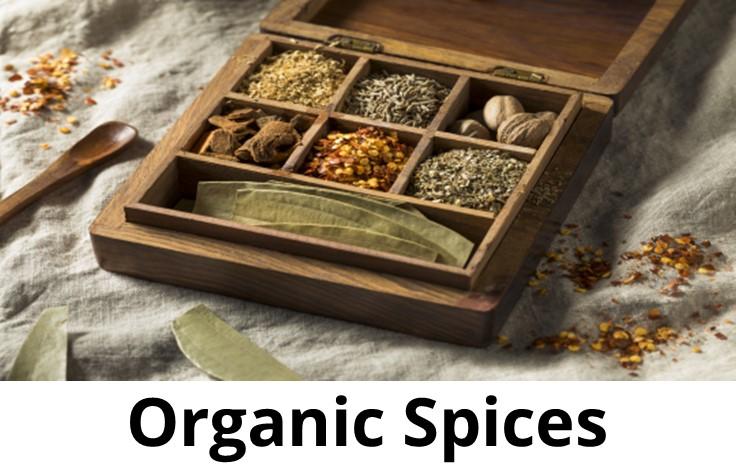 organicspices,wheretobuyorganicspices,whatisorganicspices,