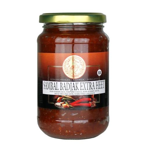 Sambal Badjak HOT Paste 750g