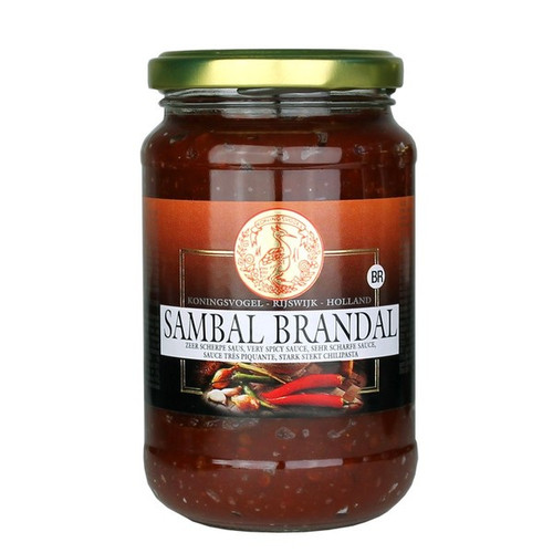 Sambal Brandal Paste 750g