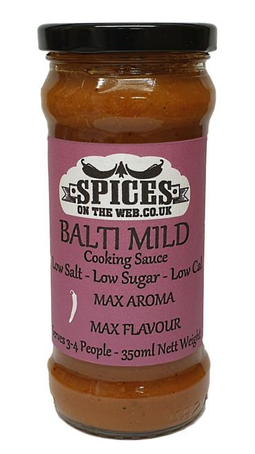 Balti Mild Cooking Sauce 350ml