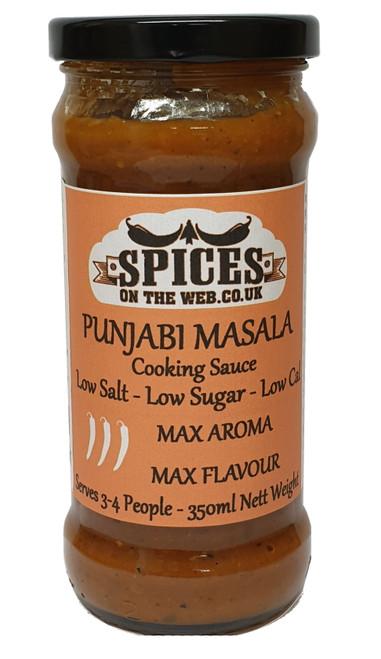 Punjabi Masala Cooking Sauce 350ml